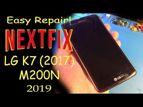 Lg K7 (2017) M200n: замена экрана, камеры, стекла, динамика, кнопки