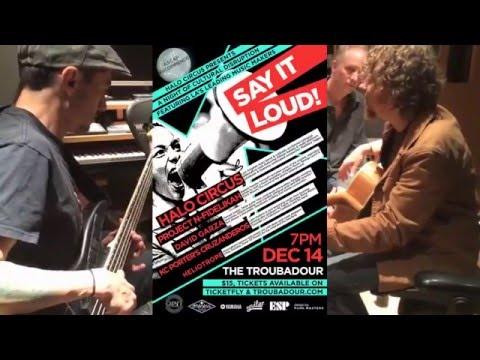 SAY IT LOUD! - Session Two - KC Porter, Allison Iraheta + Heliotrope