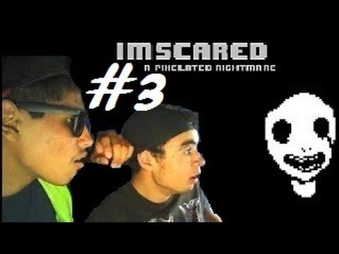 ¡Maldito seas White Face! || ImScared ep. 3 || @VagosDecentes