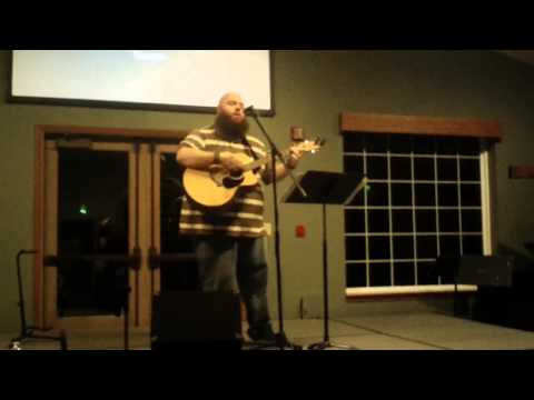 """""""God of This City"""" performance by Dustin Miller"""