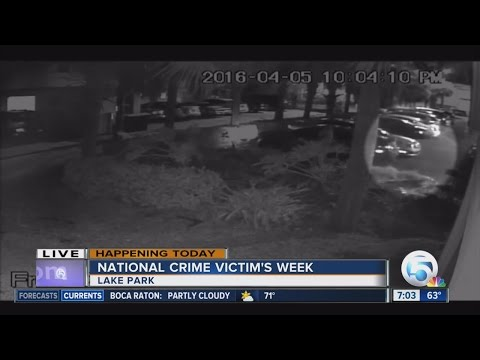 National Crime Victim's Week