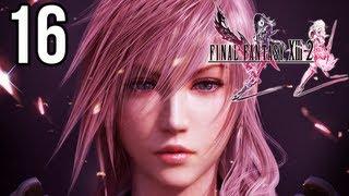 ★ Final Fantasy XIII-2 English Walkthrough - Part 16 - Episode 3 P2 - White Hole Gym! (Coliseum Year Unknown AF)