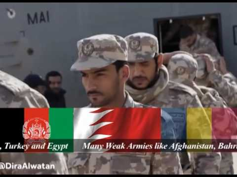 #Islamic Military Alliance