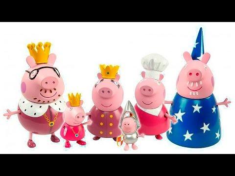 Свинка Пеппа (Peppa Pig) - Мультики из игрушек Курносики TV