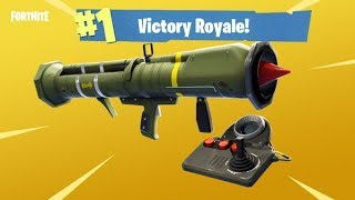 Victory Royale With the New Launcher