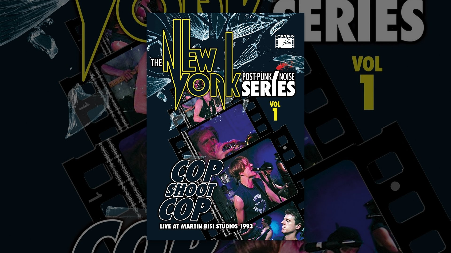 Cop Shoot Cop - The New York Post Punk/noise Series Volume 1