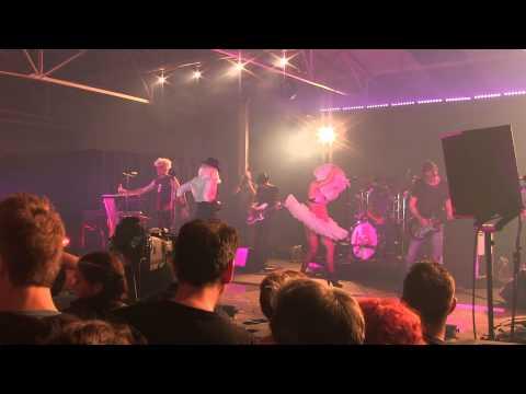 Lords of Acid live The Crablouse / I sit on acid @ LandenBeats 11/10/2014