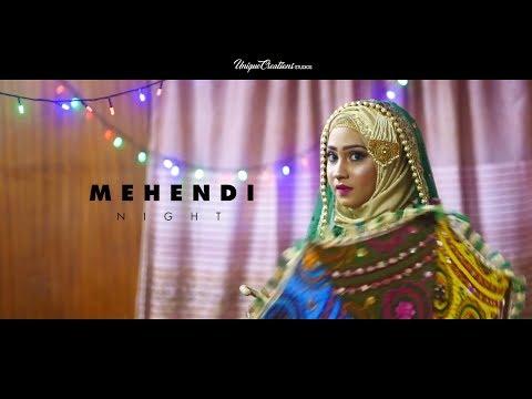 • Wazifah Mehendi Night Highlights •