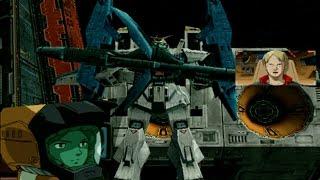 (PS2) Gundam Vs. Zeta Gundam - Super Gundam | Arcade Run