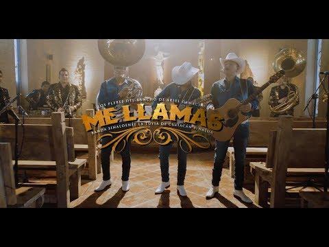 Me Llamas - Los Plebes del Rancho de Ariel Camacho (En Vivo) Banda Sinaloense La Tuyia