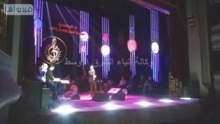 بالفيديو : وزير الثقافة يفتتح المهرجان الصيفى بأوبرا دمنهور