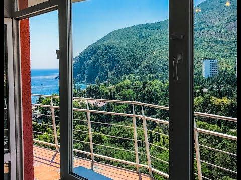 Продаются апартаменты с самым красивым видом в Партените