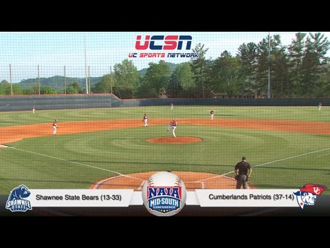 University of the Cumberlands -  Baseball vs. Shawnee State University 2017