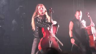 Apocalyptica - House of Chains (Krakow - Hala Wisly 08-10-2015)