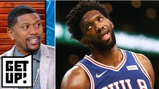 Joel Embiid is a troll who can get away with flopping and trash talk - Jalen Rose | Get Up!