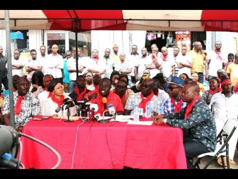 GUTA kicks against influx of foreigners in Ghana