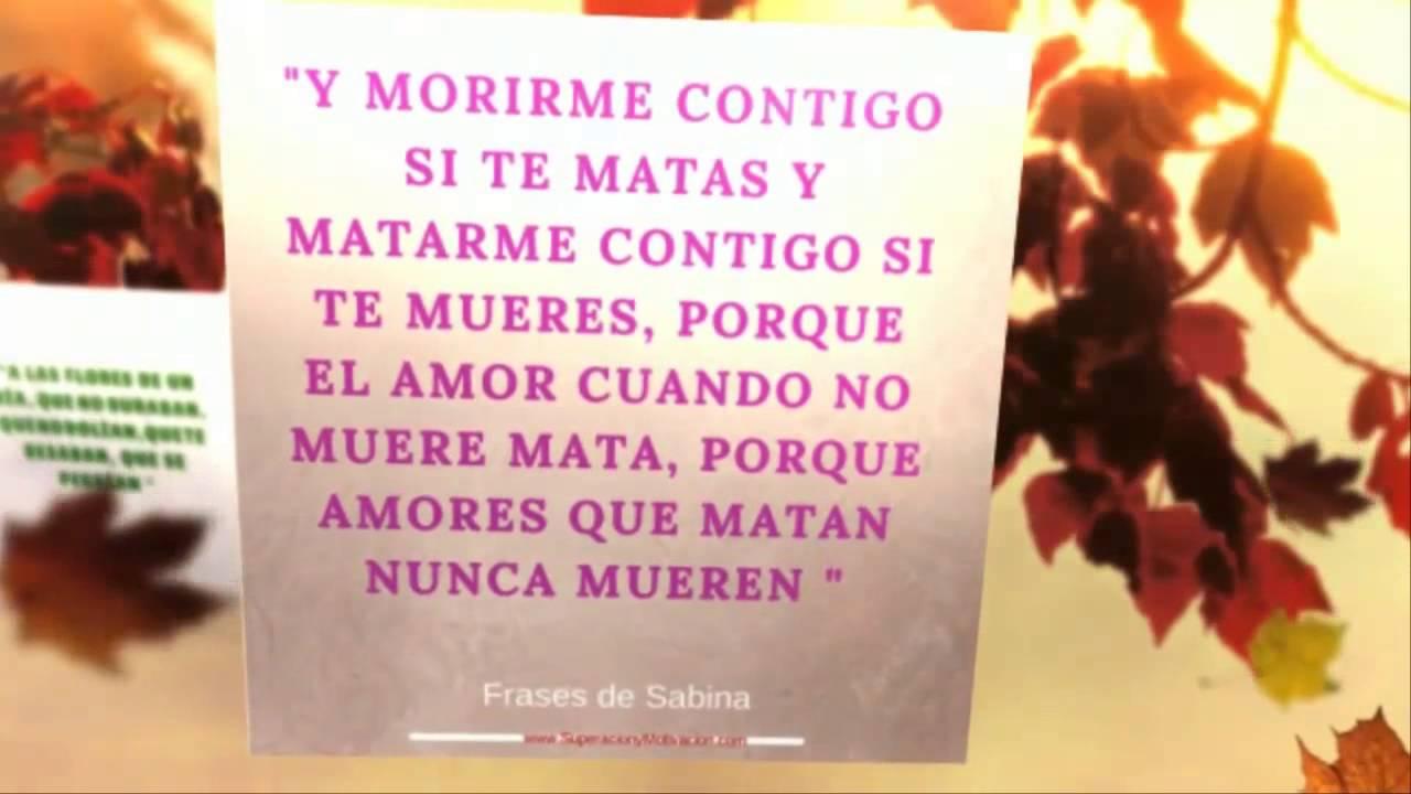 10 Frases De Amor De Sabina Lo Mejor De Joaquin Sabina Youtube