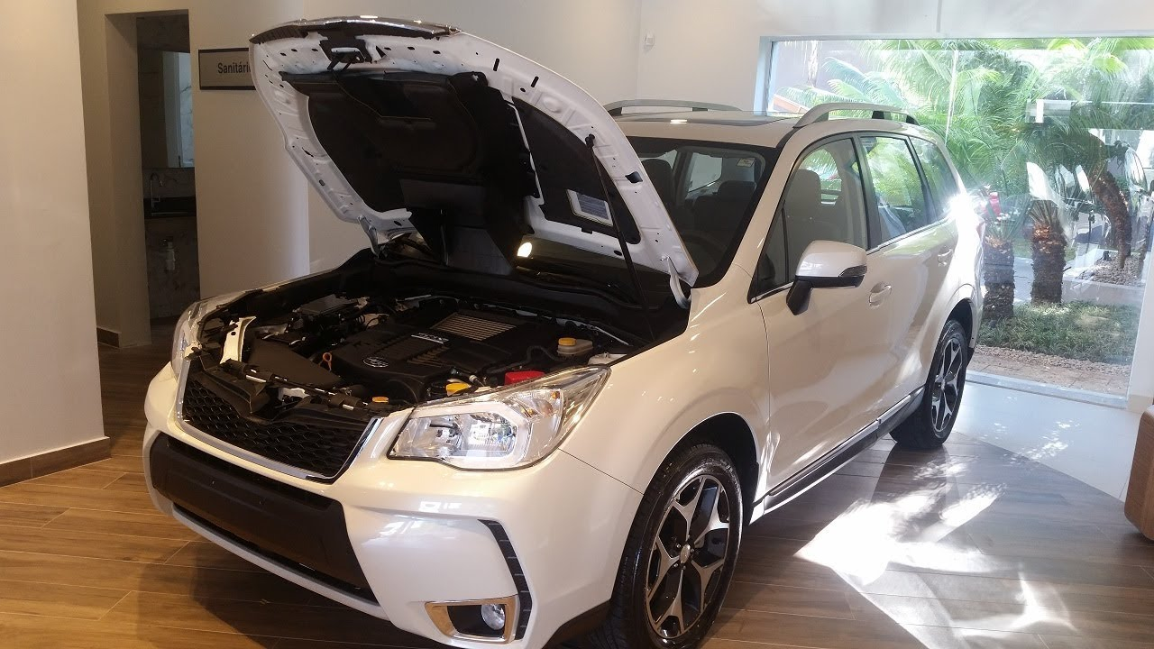Subaru Forester Xt 2 0 Turbo Review Detalhes Interno E Externo