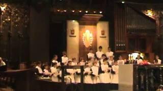 Монастырь Монсеррат, хор мальчиков.mpg(, 2010-08-25T10:36:16.000Z)