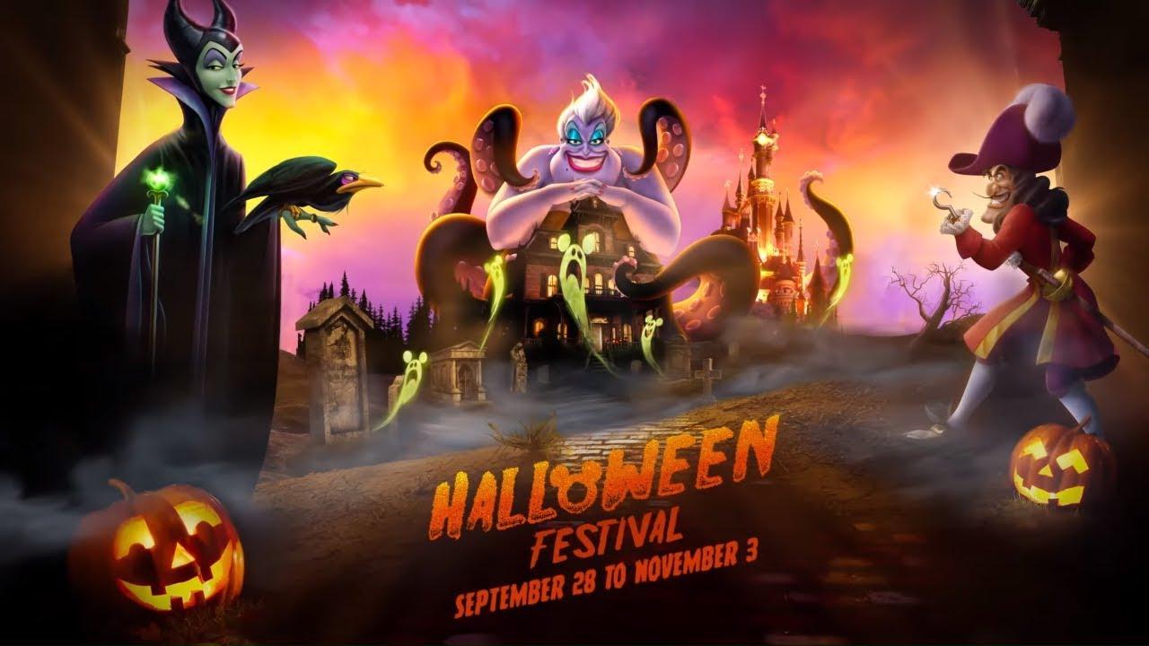 Wanneer Valt Halloween.Halloween In Disneyland Parijs Info Aanbiedingen