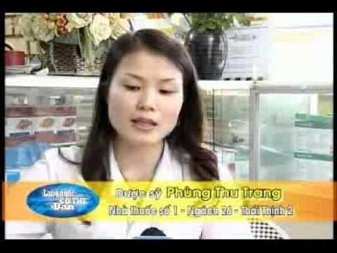 Chuyên gia tư vấn về pp giảm cân bằng Tảo Spirulina  L carnitine trên CT Lắng nghe cơ thể bạn HTV1