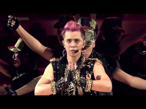 Show luo 羅志祥 Singapore concert 2013 jing wu men