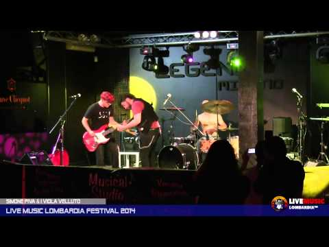 SIMONE PIVA E I VIOLA VELLUTO - LIVE MUSIC LOMBARDIA FESTIVAL