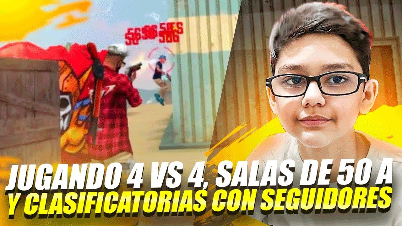 Download RG4 MEJOR EN VIVO//JUGANDO 4VS4, SALAS DE 50 A DESERT Y CLASIFICATORIAS CON SEGUIDORES