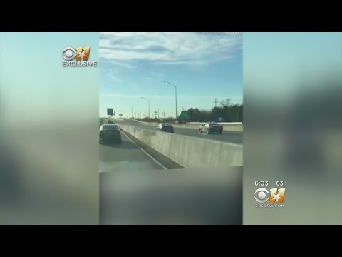 State Trooper Fires Shots At Car In Denton County