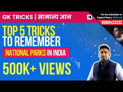 Top 5 Easy Tricks to Remember National Parks in India | Scor