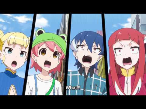 Akiba's trip the next animation episode 8 english subbed