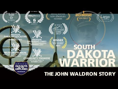 South Dakota Warrior - The John Waldron Story