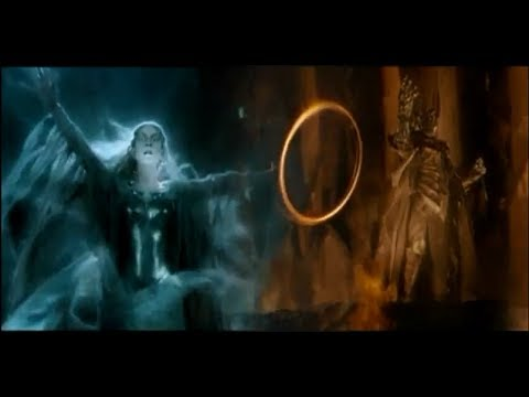 Lord Of The Rings Music Video - In Searches Of Reflection