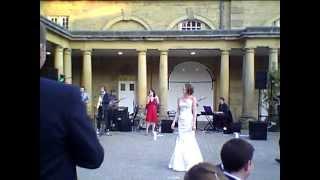 First Dance at Harewood House, Kabuki Wedding Band: James Morrison You Give Me Something