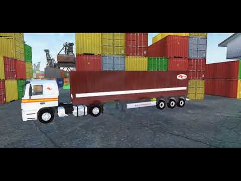 3d truck parking sim real semi trailer driver game apps on google play