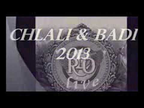 badi et chlali 2013