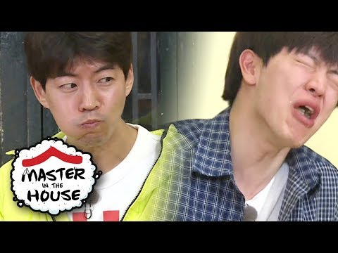 """Sung Jae """"Why did I suggest this game?"""" [Master in the House Ep 15]"""