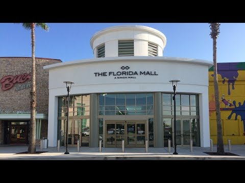 Orlando Malls - The Florida Mall