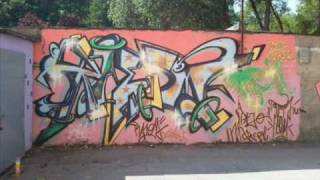graffiti KAEM GRAFFITI W POLSCE/ in poland