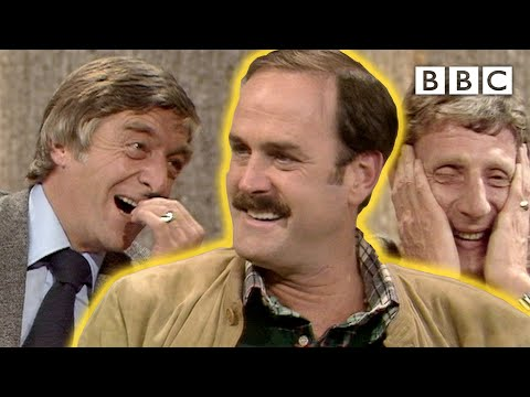 How real madness inspired a comedy legend | Fawlty Towers' John Cleese on Parkinson - BBC