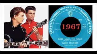 Watch Everly Brothers Good Golly Miss Molly video