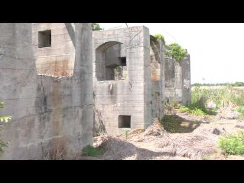 Ghost Town of Brewster FL Old Power Plant Early 1900s Part One