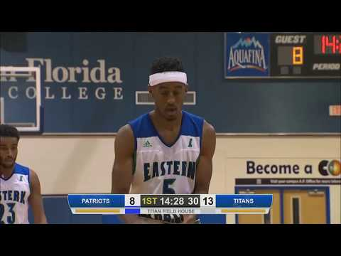 EFSC - Men's Basketball - Eastern Florida State College vs. College of Central Florida Jan. 24, 2018