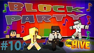[Dansk] Minecraft: Block Party, The Hive m. FACECAM | Afsnit 10: TIM HOPPER MED!