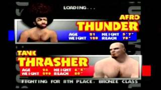 Ready 2 Rumble Boxing - Afro Thunder Playthrough 1/2