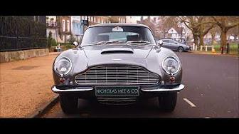 Aston Martin Aston Martin Engine Rebuild Youtube