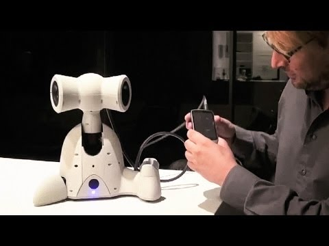 "Robots with ""soul"" 