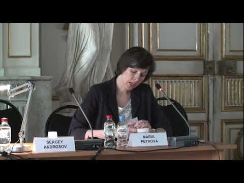 27 June / 15. Maria Petrova (Institute of World History of the Russian Academy of Sciences, Moscow)
