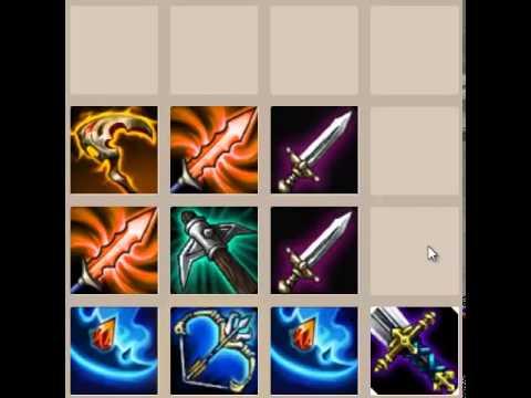 Liên Minh Huyền Thoại Mini - Chơi game liên minh huyền thoại LOL 2048 online