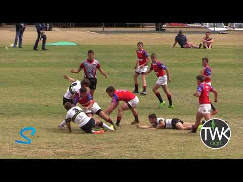 School Rugby Action – Mpumalanga 7's Highlights 02-09-17
